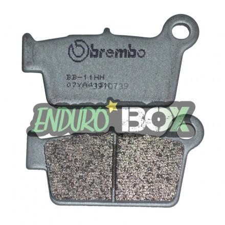 Plaquettes de Frein Arrière BREMBO 07YA41SX Enduro Box