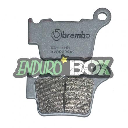 Plaquettes de Frein Arrière BREMBO 07BB27SX Enduro Box