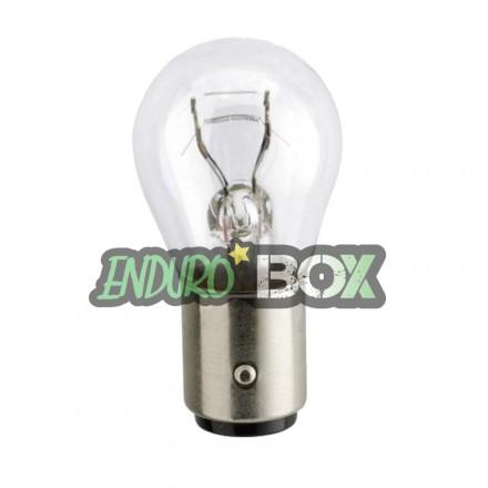 Ampoule Feu Arrière OSRAM BAY15D 12V-21/5W Enduro Box