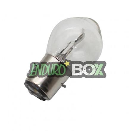Ampoule Feu Avant OSRAM BA20D 12V-35/35W Enduro Box