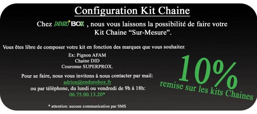 Kit Chaine Personnalisé